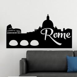 Sticker vue sur Rome