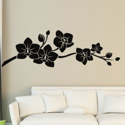 Sticker Tiges de fleurs