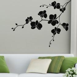 Stickers arbre en fleur