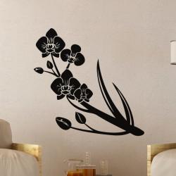 Sticker Orchidée séduisante