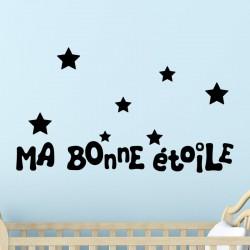 Sticker Ma bonne étoile