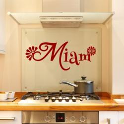 Sticker cuisine Ambiance miam