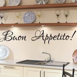 Sticker cuisine Buon Appetito