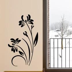 Sticker fleur Tendresse