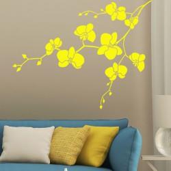 Sticker fleur Fleurs sur branche
