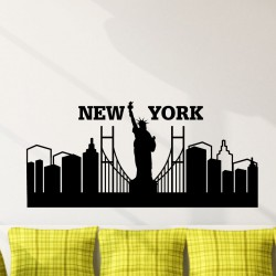 Sticker Horizon de New York
