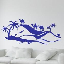 Sticker Une vue sur le Sahara