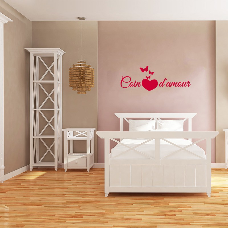 Sticker citation chambre latest sticker citation chambre with sticker citation chambre great - Stickers muraux citations chambre ...