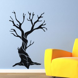 Sticker Arbre en rotation