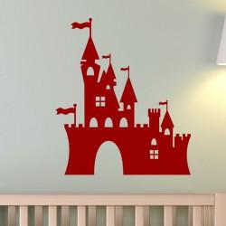 Sticker Le château de la princesse