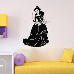 Sticker Silhouette Esmeralda