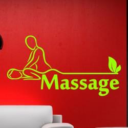 Sticker Design massage