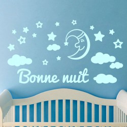 Sticker Bonne nuit