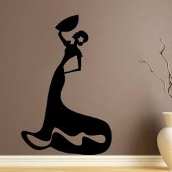 Sticker danseuse espagnole