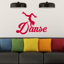 Sticker Danse contemporaine