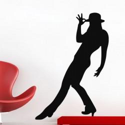 Sticker Danseur Tango