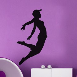 Sticker Danseuse sportive