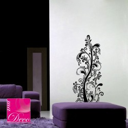 Sticker Floral Tree