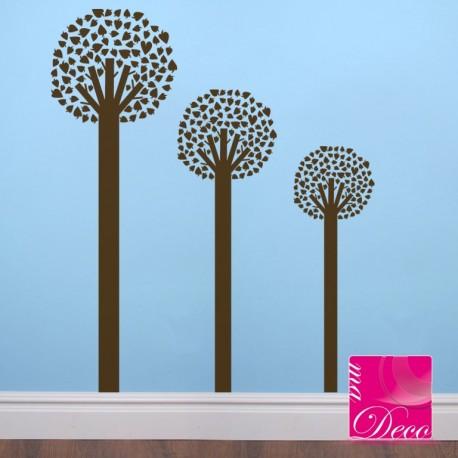 Tree Hearts