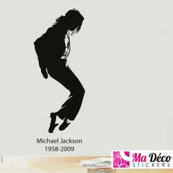 Sticker michael jackson I