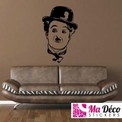 Sticker Charli Chaplin
