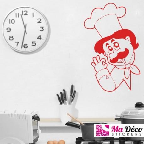 Sticker cuisine stickers bruxelles stickers muraux - Stickers cuisine belgique ...
