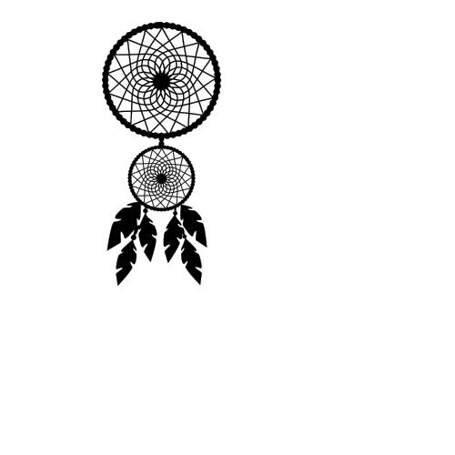 Stickers-Enfants-Filles-plumes